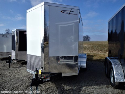 New 2021 Cross Trailers 612TA Arrow For Sale by Bennett Trailer Sales available in Salem, Ohio