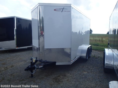 New 2020 Cross Trailers 612TA Arrow For Sale by Bennett Trailer Sales available in Salem, Ohio