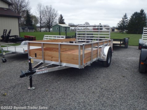 New 2020 Legend Trailers 6 X 10 Single Axle For Sale by Bennett Trailer Sales available in Salem, Ohio