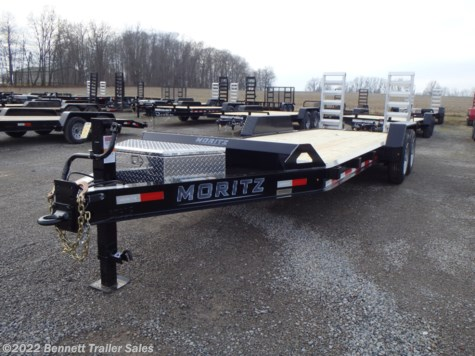 New 2020 Moritz ELBH-20 AR For Sale by Bennett Trailer Sales available in Salem, Ohio