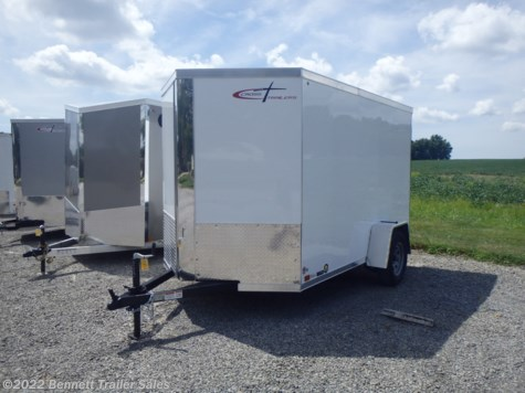 New 2020 Cross Trailers 610SA Arrow For Sale by Bennett Trailer Sales available in Salem, Ohio