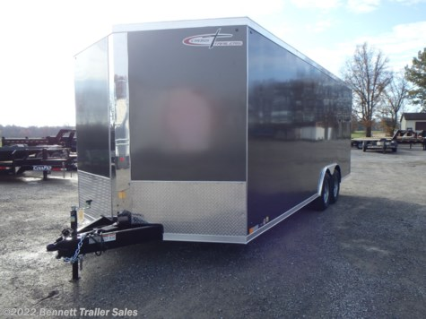 New 2021 Cross Trailers 820TA3 Arrow For Sale by Bennett Trailer Sales available in Salem, Ohio