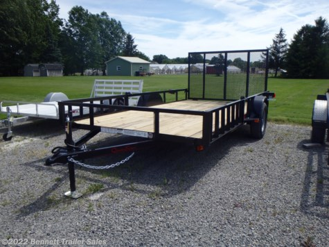 New 2020 Quality Trailers B Single 77-14 Gen For Sale by Bennett Trailer Sales available in Salem, Ohio