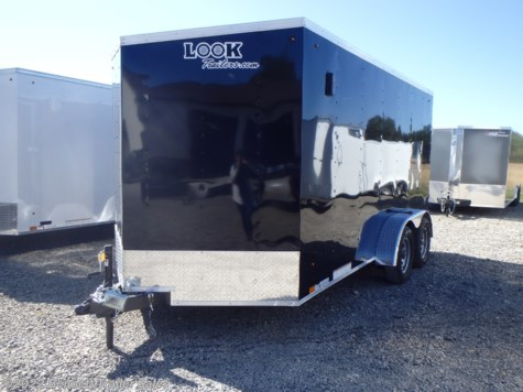 New 2020 Look STLC7X14TE2DLX For Sale by Bennett Trailer Sales available in Salem, Ohio