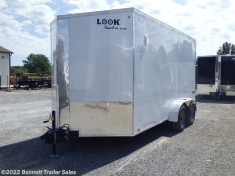 New 2020 Look EWLC7X14TE2SE For Sale by Bennett Trailer Sales available in Salem, Ohio