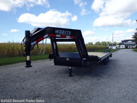 New 2021 Moritz FGLH+5-20 (7 Ton) For Sale by Bennett Trailer Sales available in Salem, Ohio