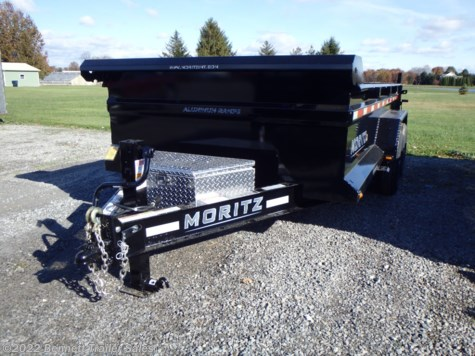 New 2020 Moritz DLBH610-14 For Sale by Bennett Trailer Sales available in Salem, Ohio