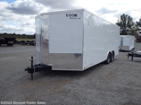 New 2020 Look EWLC85X20TE2SE For Sale by Bennett Trailer Sales available in Salem, Ohio