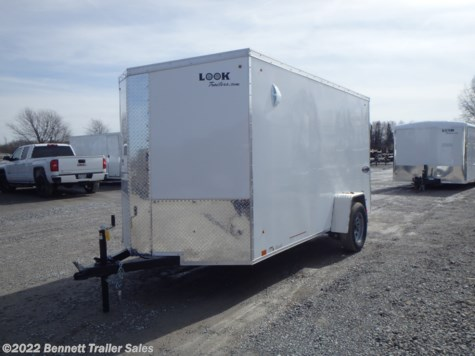 New 2021 Look EWLC6X12SI2SE For Sale by Bennett Trailer Sales available in Salem, Ohio
