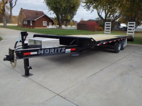 Stock Photo - Trailer will be a 14,000# model & Charcoal Gray