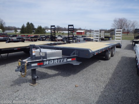 New 2021 Moritz EDBH AR 4-18 For Sale by Bennett Trailer Sales available in Salem, Ohio