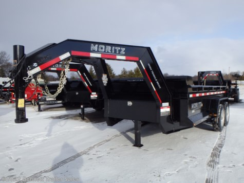 New 2020 Moritz DLGH610-14 For Sale by Bennett Trailer Sales available in Salem, Ohio