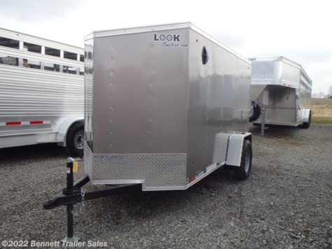 New 2020 Look LSCAB5.0X10SI2FF For Sale by Bennett Trailer Sales available in Salem, Ohio