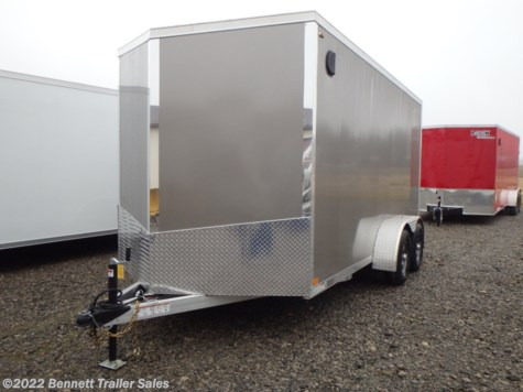 New 2021 Legend Trailers 7X14EVTA35 For Sale by Bennett Trailer Sales available in Salem, Ohio