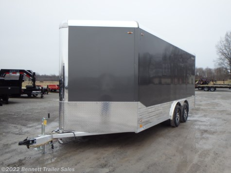 New 2020 Legend Trailers 8x19DVNTA35 For Sale by Bennett Trailer Sales available in Salem, Ohio