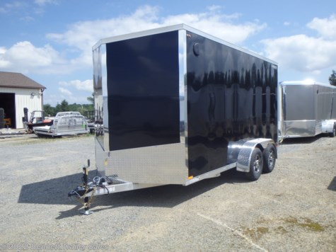 Stock Photo - Trailer will be Matte Black