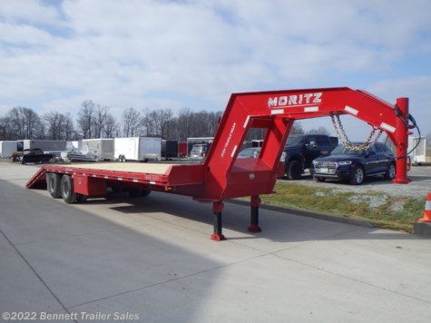 New 2020 Moritz FGSH+10-22 (10 Ton) For Sale by Bennett Trailer Sales available in Salem, Ohio