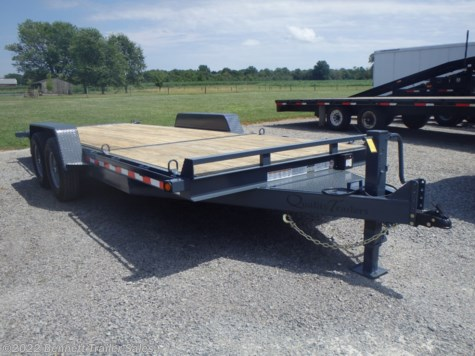 New 2021 Quality Trailers DWT Series 20 Pro For Sale by Bennett Trailer Sales available in Salem, Ohio