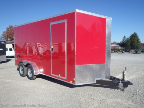 New 2021 Look LSCBC7.0X16TE2FF For Sale by Bennett Trailer Sales available in Salem, Ohio