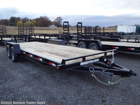 New 2021 Quality Trailers by Quality Trailers, Inc. AW Series 22 For Sale by Bennett Trailer Sales available in Salem, Ohio