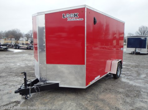 New 2021 Look LSCBC7.0X12SE2FF For Sale by Bennett Trailer Sales available in Salem, Ohio
