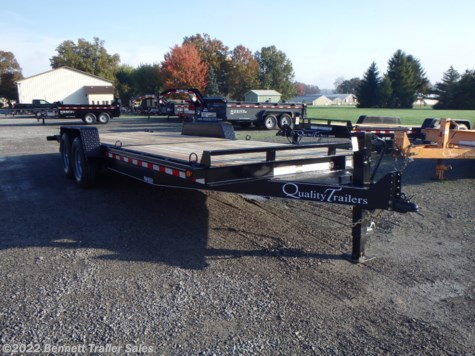 New 2021 Quality Trailers by Quality Trailers, Inc. DWT Series 23 Pro For Sale by Bennett Trailer Sales available in Salem, Ohio