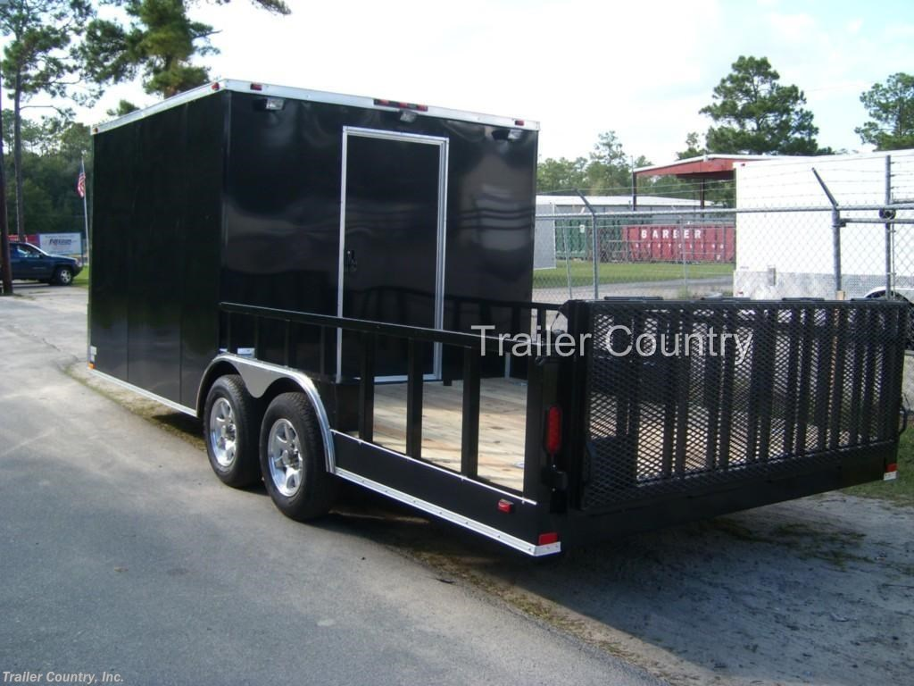 New 2018 Freedom Trailers For Sale By Trailer Country Inc Available In Land O