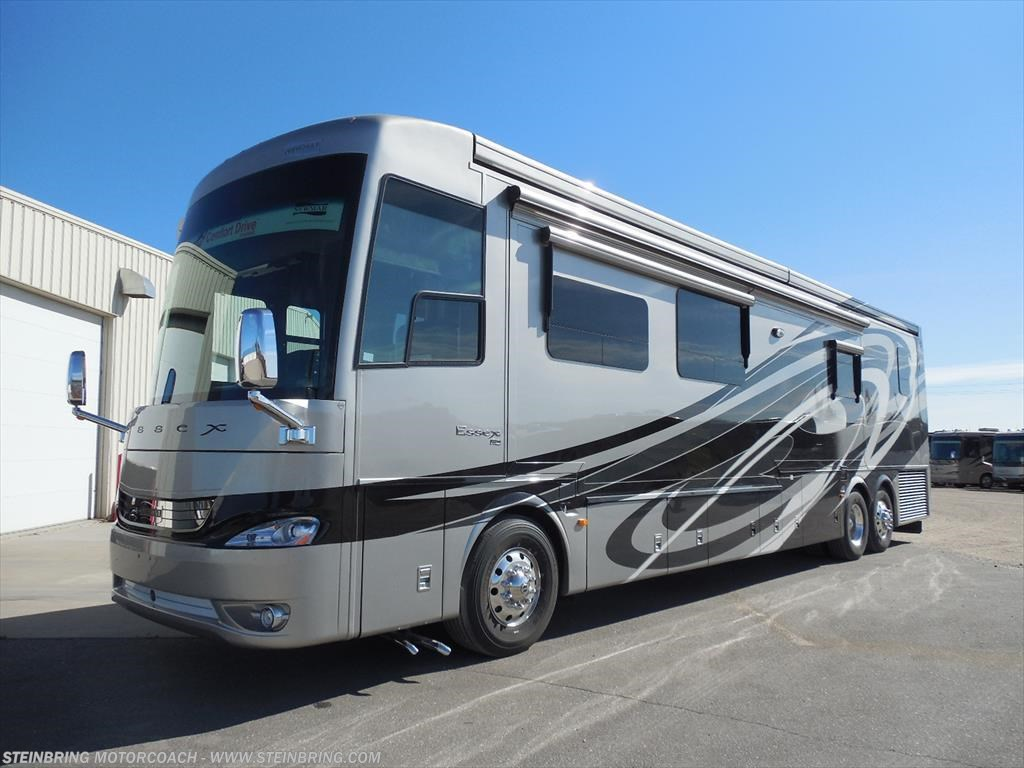 2015 Newmar Rv Essex 4553 Sold For Sale In Garfield Mn 56332 15 015 801118