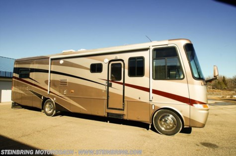 2003 Newmar Mountain Aire  3560