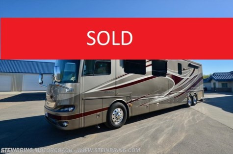 Used 2012 Newmar Essex 4542 SOLD For Sale by Steinbring Motorcoach available in Garfield, Minnesota