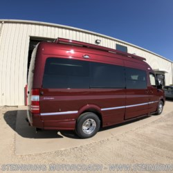 Steinbring Motorcoach 2018 CS-Adventurous  Class B by Roadtrek | Garfield, Minnesota