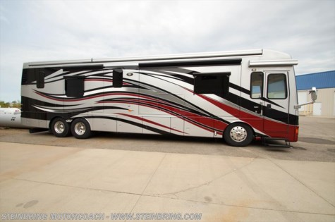 Used 2012 Newmar Mountain Aire 4336 BATH AND A HALF For Sale by Steinbring Motorcoach available in Garfield, Minnesota
