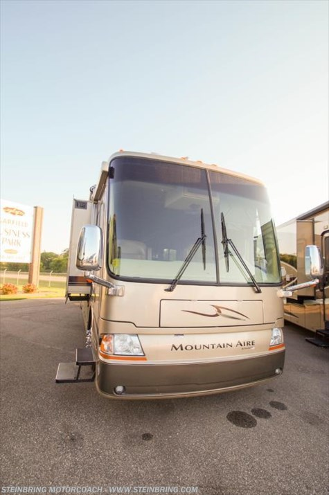 Used 2005 Newmar Mountain Aire 4304 For Sale by Steinbring Motorcoach available in Garfield, Minnesota