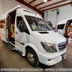 2018 Roadtrek CS-Adventurous  - Class B New  in Garfield MN For Sale by Steinbring Motorcoach call 877-880-8090 today for more info.