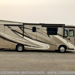2019 Newmar Ventana 3407  FULL WALL SLIDE  2 POWER SLIDEOUTS  - Diesel Pusher New  in Garfield MN For Sale by Steinbring Motorcoach call 877-880-8090 today for more info.