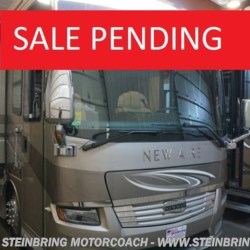 New 2019 Newmar New Aire 3343 FULL WALL SLIDE 3 POWER SLIDEOUTS For Sale by Steinbring Motorcoach available in Garfield, Minnesota