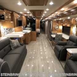 Steinbring Motorcoach 2019 Dutch Star 4369 BATH AND A HALF YEAR END DISCOUNT! SAVE!  Diesel Pusher by Newmar | Garfield, Minnesota