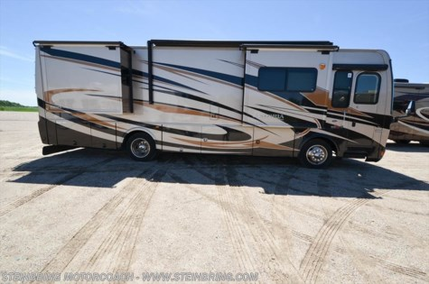 Used 2009 Damon Astoria Pacific 3470 For Sale by Steinbring Motorcoach available in Garfield, Minnesota