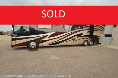 Used 2011 Itasca Ellipse 42AD MID BATH SOLD For Sale by Steinbring Motorcoach available in Garfield, Minnesota