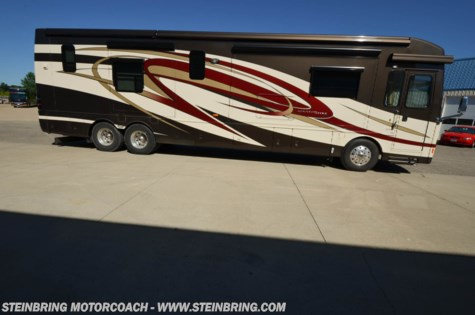 Used 2011 Newmar Mountain Aire 4336 BATH AND A HALF For Sale by Steinbring Motorcoach available in Garfield, Minnesota