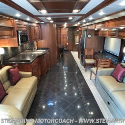 Steinbring Motorcoach 2012 Mountain Aire 4346 BATH AND A HALF SOLD  Diesel Pusher by Newmar | Garfield, Minnesota