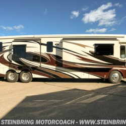 Used 2013 Newmar Mountain Aire 4336 BATH AND A HALF For Sale by Steinbring Motorcoach available in Garfield, Minnesota