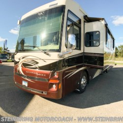 Steinbring Motorcoach 2013 Mountain Aire 4336 BATH AND A HALF  Diesel Pusher by Newmar | Garfield, Minnesota