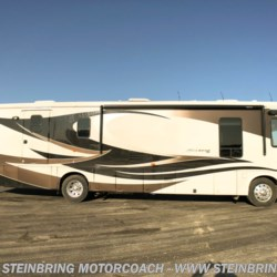 Used 2009 Newmar All Star 4188 MID ENGINE For Sale by Steinbring Motorcoach available in Garfield, Minnesota