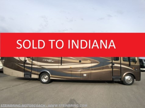Used 2013 Newmar Canyon Star 3920 TOY HAULER SOLD For Sale by Steinbring Motorcoach available in Garfield, Minnesota