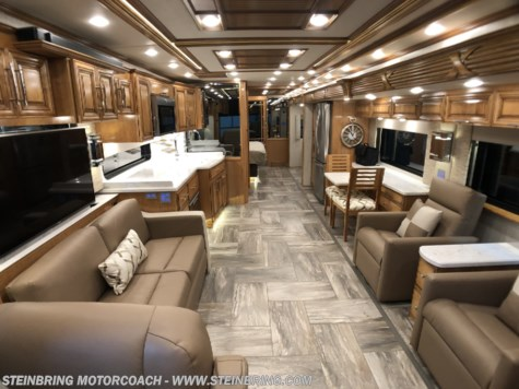 New 2019 Newmar Mountain Aire 4551 BATH AND A HALF YEAR END DISCOUNT! SAVE! For Sale by Steinbring Motorcoach available in Garfield, Minnesota