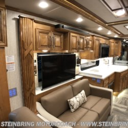 Steinbring Motorcoach 2019 Mountain Aire 4551 BATH AND A HALF YEAR END DISCOUNT! SAVE!  Diesel Pusher by Newmar | Garfield, Minnesota