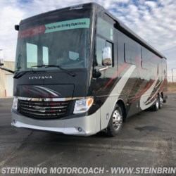 New 2019 Newmar Ventana 4037 BATH AND A HALF For Sale by Steinbring Motorcoach available in Garfield, Minnesota