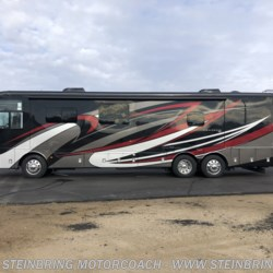 2019 Newmar Ventana 4037 BATH AND A HALF  - Diesel Pusher New  in Garfield MN For Sale by Steinbring Motorcoach call 877-880-8090 today for more info.