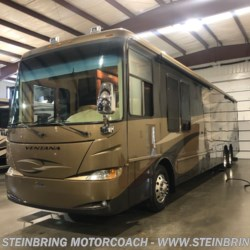 Used 2010 Newmar Ventana 4386 WITH 4 POWER SLIDEOUTS For Sale by Steinbring Motorcoach available in Garfield, Minnesota